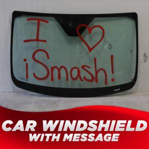 Custom Car Windshield Qty (+$25.00)