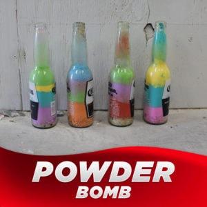 Powder Bomb Qty (+$7.50)