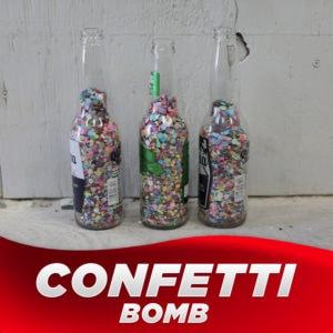 Confetti Bomb Qty (+$5.00)