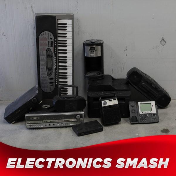 Electronic smash