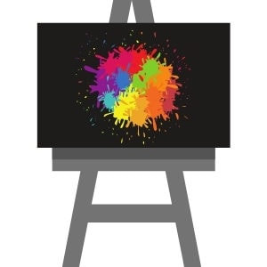 iSMASH Paint Splatter Add Ons 2