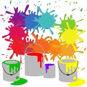 iSMASH Paint Splatter Add Ons 5