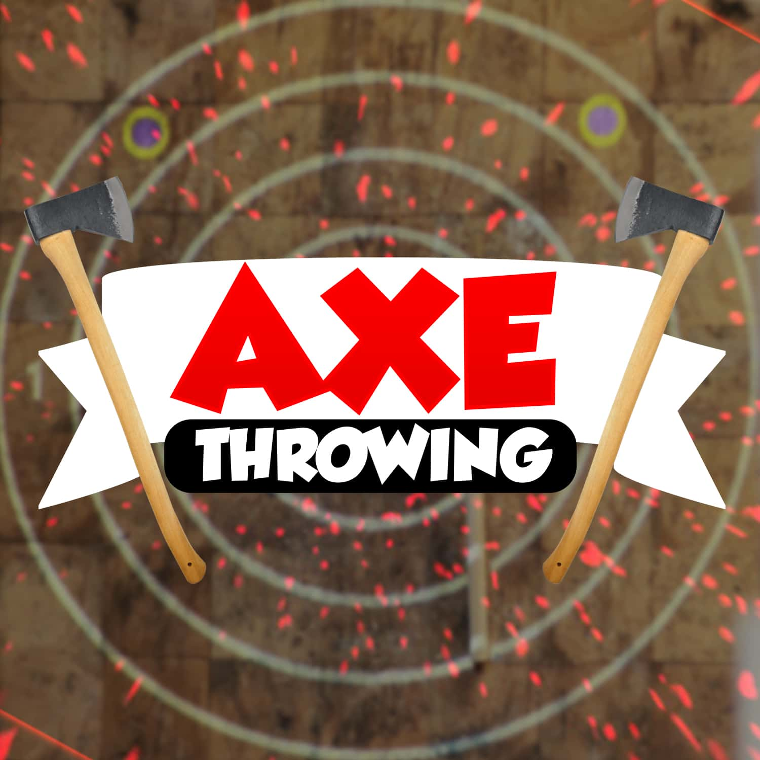 Axe throwing category