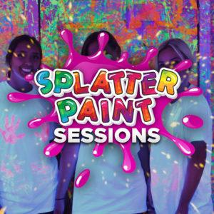 Splatter Paint Sessions